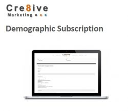 demographic subscription